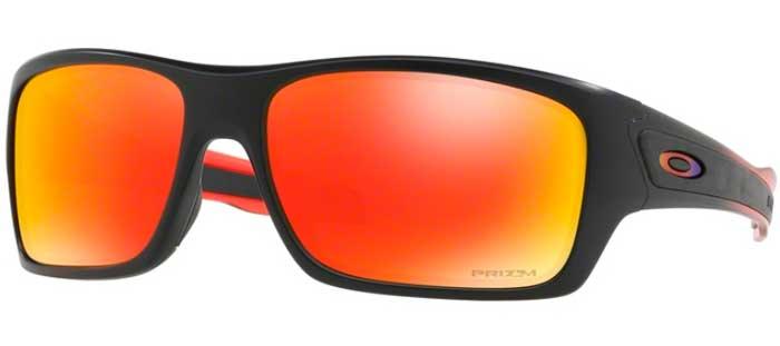 ce75c6d3efb81 Oakley TURBINE OO9263 9263-37. BLACK RUBY FADE    PRIZM RUBY IRIDIUM. Gafas  de Sol ...