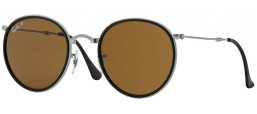 Ray-Ban RB3517 ROUND FOLDING