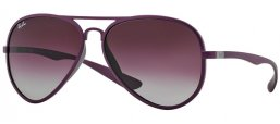 Ray-Ban RB4180 AVIATOR LITERFORCE