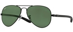 Ray-Ban RB8307 AVIATOR CARBON FIBRE