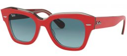 Ray-Ban® RB2186 STATE STREET