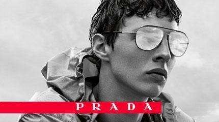 784f3d214 Gafas de Sol Prada Linea Rossa   Comprar Online originales y baratas ...