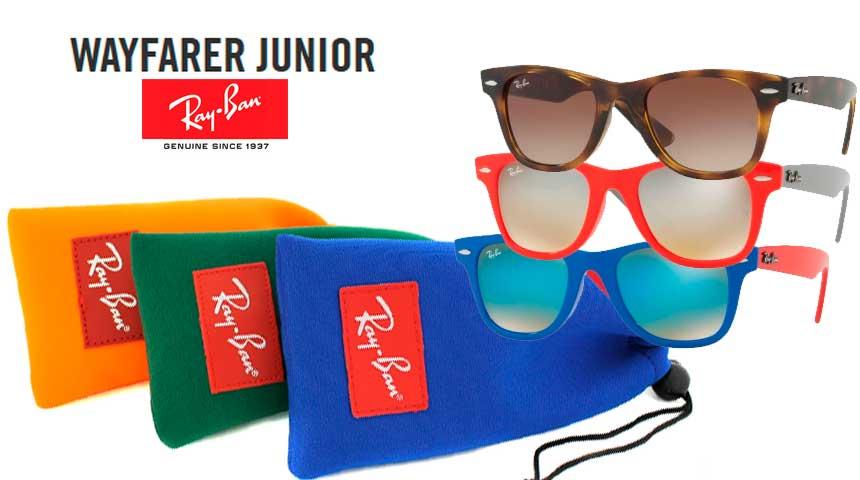 a693c992c0 Ray-Ban® Junior Collection RJ9066S JUNIOR WAYFARER