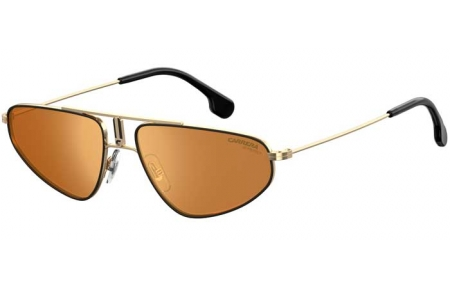 Sunglasses - Carrera - CARRERA 1021/S - J5G (K1) GOLD // GOLD MIRROR