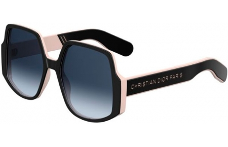 Sunglasses - Dior - DIORINSIDEOUT1 - 3H2 (84) BLACK PINK // BLUE GRADIENT ANTIREFLECTION