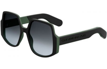 Sunglasses - Dior - DIORINSIDEOUT1 - TCG (1I) BLACK KAKI // GREY GRADIENT ANTIREFLECTION