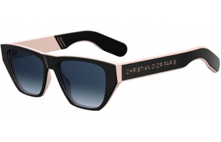 Sunglasses - Dior - DIORINSIDEOUT2 - 3H2 (84) BLACK PINK // BLUE GRADIENT ANTIREFLECTION