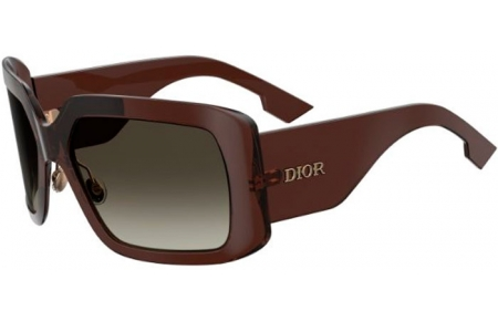 Sunglasses - Dior - DIORSOLIGHT2 - 09Q (HA) BROWN // BROWN GRADIENT