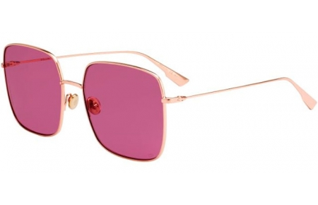 Sunglasses - Dior - DIORSTELLAIRE1 - DDB (VC) GOLD COPPER // PINK ANTIREFLECTION