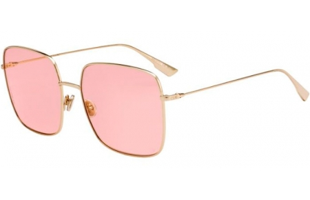 Sunglasses - Dior - DIORSTELLAIRE1 - J5G (JW) GOLD // ORANGE ANTIREFLECTION