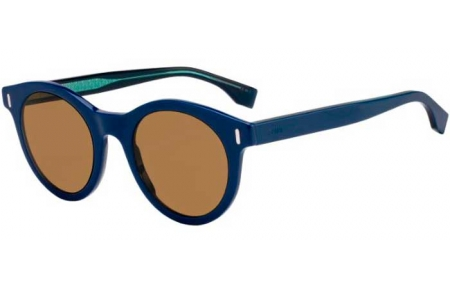 Gafas de Sol - Fendi - FF M0041/S - PJP (70) BLUE // BROWN
