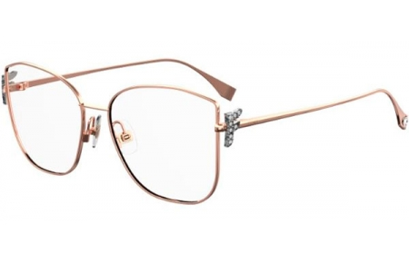 Frames - Fendi - FF 0390/G - DDB GOLD COPPER