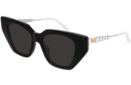 Sunglasses - Gucci - GG0641S - 001 BLACK // GREY