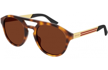 Sunglasses - Gucci - GG0689S - 003 HAVANA // BROWN