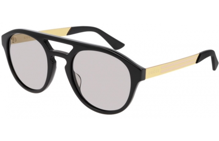 Gafas de Sol - Gucci - GG0689S - 004 BLACK // LIGHT GREY