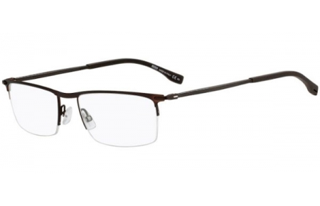 Frames - BOSS Hugo Boss - BOSS 0940 - 2P4 BROWN RUBBER