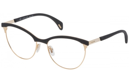 Frames - Police - VPL629 SPARKLE 8 - 0300 BLACK ROSE GOLD