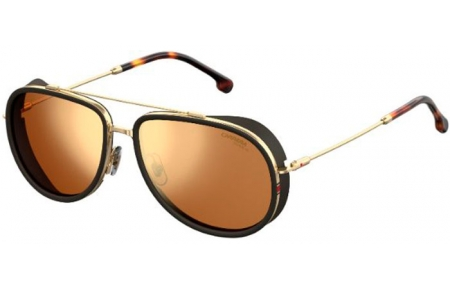 Sunglasses - Carrera - CARRERA 166/S - J5G (K1)  GOLD // GOLD MIRROR