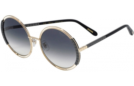 Sunglasses - Chopard - SCHC79 - 0300  SHINY ROSE GOLD BLACK // GREY GRADIENT ANTIREFLECTION