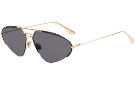 Sunglasses - Dior - DIORSTELLAIRE5 - 000 (2K)  ROSE GOLD // GREY ANTIREFLECION