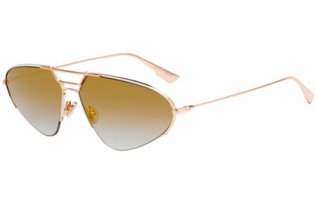 Sunglasses - Dior - DIORSTELLAIRE5 - DDB (WM)  GOLD COPPER // GOLD GRADIENT ANTIREFLECTION