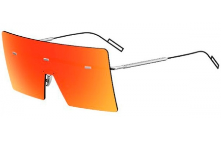 Sunglasses - Dior Homme - HARDIOR - G2I (UW) PALLADIUM ORANGE // ORANGE MIRROR MULTILAYER
