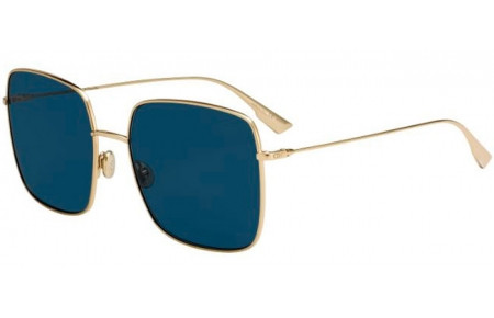 Sunglasses - Dior - DIORSTELLAIRE1 - LKS (A9) GOLD BLUE // BLUE GREY ANTIREFLECTION