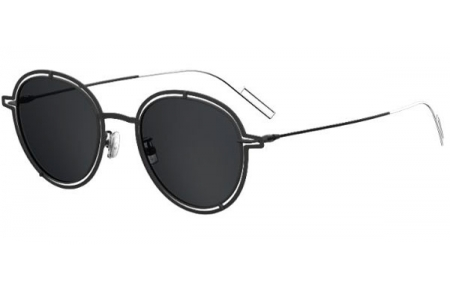 Sunglasses - Dior Homme - DIOR0210S - S8J (Y1) PALLADIUM BLACK // GREY