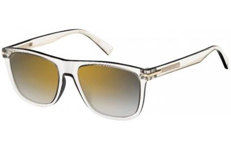 Sunglasses Marc Jacobs MARC 221 S MNG (FQ) CRYSTAL BLACK    GREY ... c59f07ba3e17