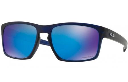 243a11fa903 MATTE TRANSLUCENT BLUE    PRIZM SAPPHIRE. Gafas de Sol - Oakley - SLIVER  OO9262 - 9262-45 MATTE TRANSLUCENT BLUE