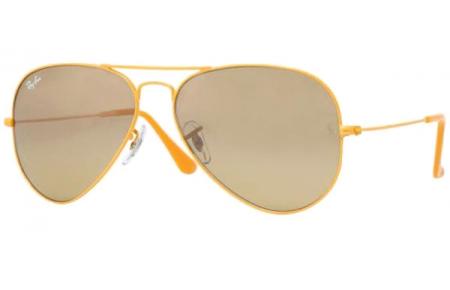 ray ban aviator sunglasses yellow