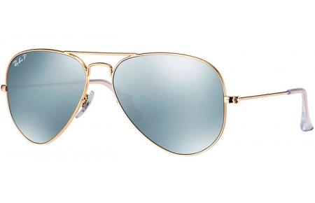 gafas ray ban aviator gold