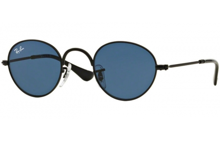 Gafas Junior - Ray-Ban Junior Collection - RJ9537S - 201/80 MATTE BLACK // BLUE