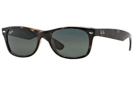 4bbc89fd30 TORTOISE    CRYSTAL GREEN. Gafas de Sol - Ray-Ban® - Ray-Ban® RB2132 NEW  WAYFARER