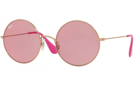 Sunglasses - Ray-Ban® - Ray-Ban® RB3592 JA-JO - 9035F6 SHINY COPPER // LIGHT PINK FLASH