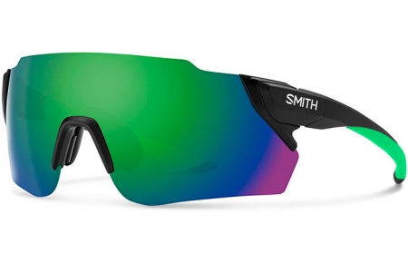 a9ed70c8fd Sunglasses Smith ATTACK MAX 3OL (X8) BLACK GREEN // GREEN MULTILAYER ...