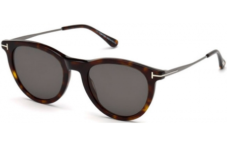 1ac41970ea Gafas de Sol - Tom Ford - KELLAN-02 FT0626 - 52A DARK HAVANA /