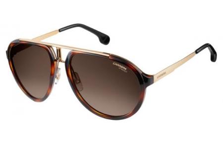 6fed3f38d1 Gafas de Sol Carrera CARRERA 1003/S 2IK (HA) HAVANA GOLD // BROWN ...