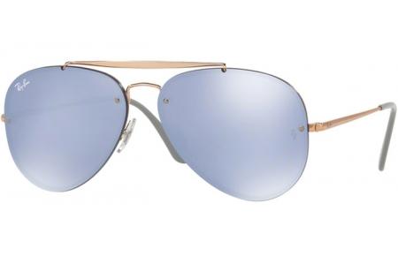 a45502f3d Sunglasses RayBan RayBan RB3584N BLAZE AVIATOR 90531U COOPER // DARK ...