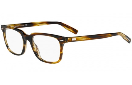 cbe14074121f8 Frames Dior Homme BLACKTIE 223 BN8 STRIPED LIGHT HAVANA