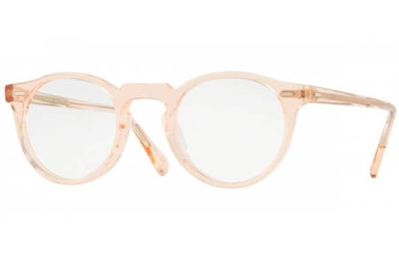 021f123686 Monturas - Oliver Peoples - OV5186 GREGORY PECK - 1652 LIGHT SILK