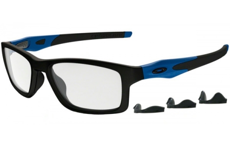 515dec9a07 Frames - Oakley Prescription Eyewear - OX8090 CROSSLINK MNP - 8090-09 SATIN  BLACK