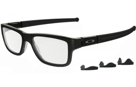 f4e709f02 Frames - Oakley Prescription Eyewear - OX8091 MARSHAL MNP - 8091-01 SATIN  BLACK