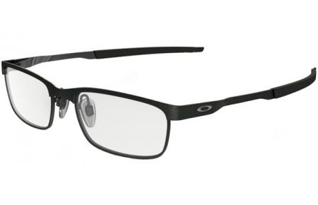 0f362ac8ab Monturas - Oakley Prescription Eyewear - OX3222 STEEL PLATE - 3222-01  POWDER COAL