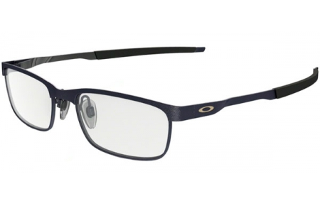 ec0d22fdbb Frames - Oakley Prescription Eyewear - OX3222 STEEL PLATE - 3222-03 POWDER  MIDNIGHT