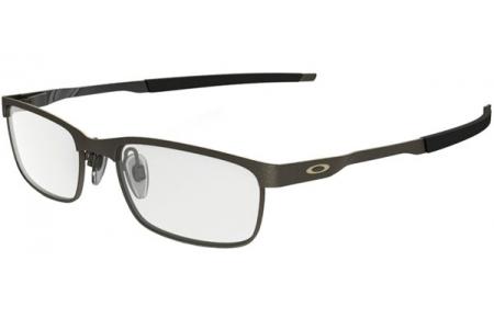 f62d7960d4 Monturas - Oakley Prescription Eyewear - OX3222 STEEL PLATE - 3222-04  POWDER PEWTER