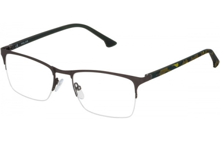 Frames - Police - VPL397 JUNGLE 4 - 0A62 BROWN