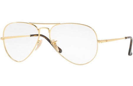 Frames - Ray-Ban® - RX6489 - 2500 GOLD