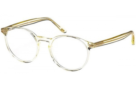Monturas - Tom Ford - FT 5524 - 039 TRANSPARENT YELLOW