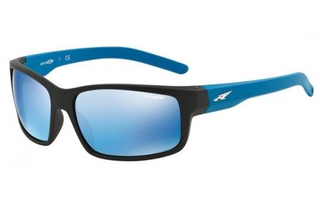 Gafas de Sol - Arnette - AN4202 FASTBALL - 226855 FUZZY BLACK    BLUE MIRROR efc01cfd7bc